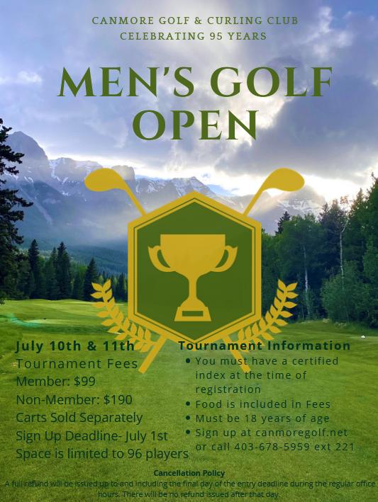 Men's Open
